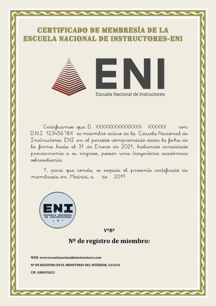 escuela-nacional-instructores-eni-certificado de membresia